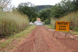 Picture of / about 'Kambolgie' the Northern Territory - Kambolgie Creek in flood