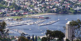Picture relating to Hobart - titled 'Mariner Derwent River Hobart'