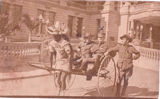 Picture relating to Brisbane - titled 'Brisbane Soldiers in Durban- World War One - 1917'