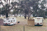 Picture relating to Rocklands Reservoir - titled 'Rocklands Reservoir: Glendinning camp ground'