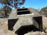 Picture relating to Wallaroo Mine - titled 'Boors Shaft - Ventilation housing'
