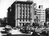 Picture relating to Brisbane - titled 'View in front of Anzac Square, Adelaide Street, Brisbane, ca.1937'