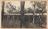 Picture relating to Comet - titled 'Comet Bridge, ca. 1878'