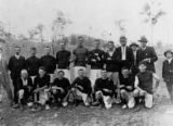 Picture relating to Palen Creek - titled 'Rugby League Footballers from Palen Creek, 1910'
