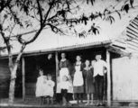 Picture relating to Taringa - titled 'Hillsdon Family of Summer Hill Estate, Taringa'