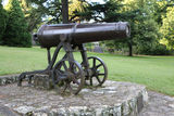 Picture relating to Launceston - titled 'Launceston - 36 Pounder Gun'