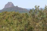 Picture relating to Mount Beerwah - titled 'Mount Beerwah'