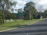 Picture relating to Beaudesert - Nerang Road - titled 'Beaudesert - Nerang Road'