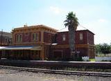 Picture relating to Werris Creek - titled 'Werris Creek Railway Station'