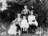 Picture relating to Gympie - titled 'Bowden children of Gympie'