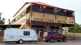 Picture relating to Cooktown - titled 'Passing the Cooktown Hotel'