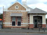 Picture relating to Port Elliot - titled 'Port Elliot Post Office 5212'