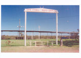 Picture relating to Moranbah - titled 'Moranbah Rodeo Complex Entrance'