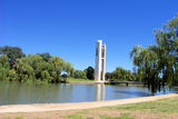 Picture relating to Lake Burley Griffin - titled 'Carillion - Lake Burley Griffin - ACT'