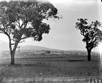 Picture relating to Canberra - titled 'View of Hotel Canberra from Camp Hill'