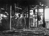 Picture relating to Nambour - titled 'Crushing sugar at the Moreton Central Mill, Nambour, Queensland, 1938'