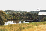 Picture relating to Beechworth Eldorado Dredging Site - titled 'Beechworth Eldorado Dredging Site'