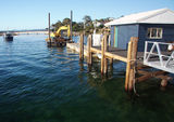 Picture relating to Merimbula - titled 'Merimbula - New pier'