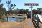 Picture relating to Arthur River - titled 'Arthur River'