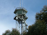 Picture relating to Mount Lofty - titled 'Mount Lofty Fire Tower'