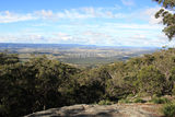 Picture relating to Mount Mackenzie - titled 'Tenterfield from Mount Mackenzie'