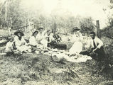 Picture relating to Canungra - titled 'Great day for a picnic at Canungra, south east Queensland'
