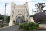 Picture relating to Indooroopilly - titled 'Walter Taylor Bridge'