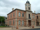 Picture relating to Mount Gambier - titled 'Mount Gambier Old Town Hall'