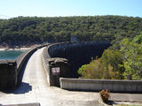 Picture relating to Lake Woronora - titled 'Lake Woronora & Woronora Dam 2'