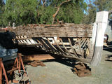 Picture relating to Echuca - titled 'Old Boat'