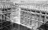 Picture relating to Parliament House - titled 'Detail of Old Parliament House under construction'