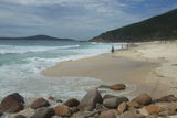 Picture relating to Shoal Bay - titled 'Zenith Beach near Shoal Bay'