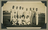 Picture relating to Cunnamulla - titled 'Cunnamulla men's cricket team, 1939'