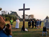 Picture relating to San Remo - titled 'World Youth Day Cross at San Remo 2008'
