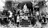 Picture of / about 'Witheren' Queensland - Witheren Provisional School, 1912