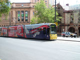 Picture relating to Adelaide - titled 'Adelaide City West Tram'