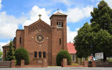 Picture relating to Tenterfield - titled 'St Marys Roman Catholic Church,Tenterfield'