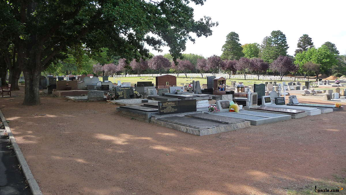 Picture of / about 'Woden Valley' the Australian Capital Territory - Woden Valley Cemetery