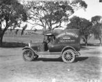 Picture relating to Canberra - titled 'Motor van of Canberra Bakeries Ltd'