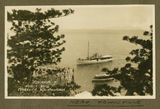 Picture relating to Magnetic Island - titled 'Passenger ferry Malanda at Nellie Bay, Magnetic Island, near Townsville, October 1932'