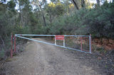 Picture relating to Burrinjuck Nature Reserve - titled 'Childowla Trail entrance off Burrinjuck Road'