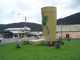 Picture relating to Townsville - titled 'Rubber Boot Tully'