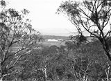 Picture relating to Parliament House - titled 'Distant view of Old Parliament House from Mt. Pleasant.'