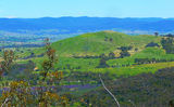 Picture relating to Mount Painter - titled 'Mount Painter viewed from Black Mountain walking track'