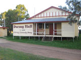 Picture relating to Durong South - titled 'Durong Hall'