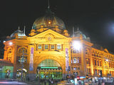 Picture relating to Flinders Street - titled 'Flinders Street'