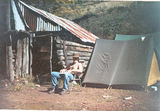 Picture of / about 'Golden Point Hut' Victoria - Golden Point Hut
