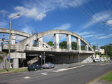 Picture relating to Dutton Park - titled 'Railway Bridge - Dutton Park'