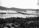 Picture relating to Mount Ainslie - titled 'Haig Park and part of Braddon from Mount Ainslie'
