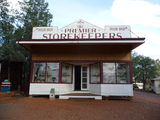 Picture relating to Griffith - titled 'First general store in Griffith'